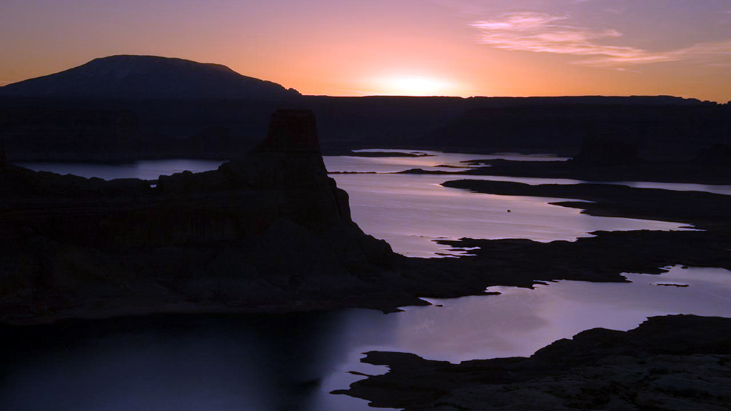 TERRA:  What inspired you to make a film about Glen Canyon?
